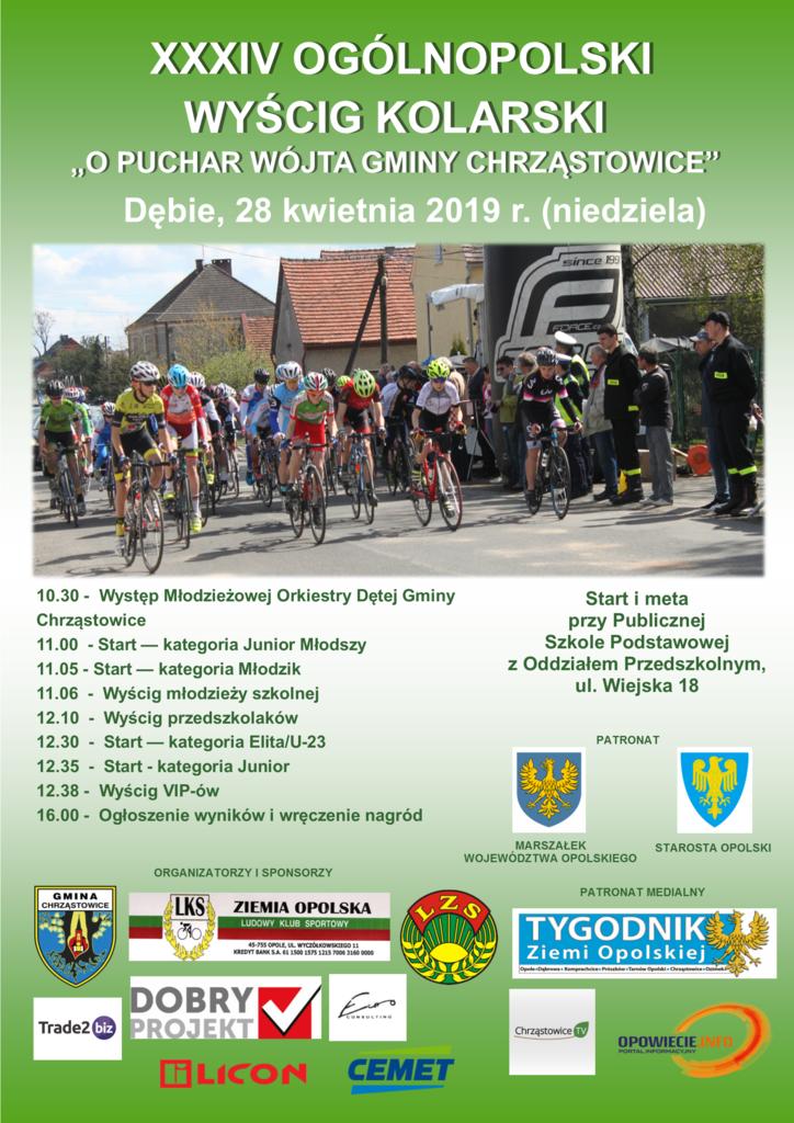Plakat na wyścig 2019.png