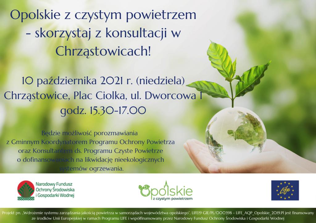 Opolskie z czystym powietrzem - skorzystaj z konsultacji w Chrząstowicach!.png