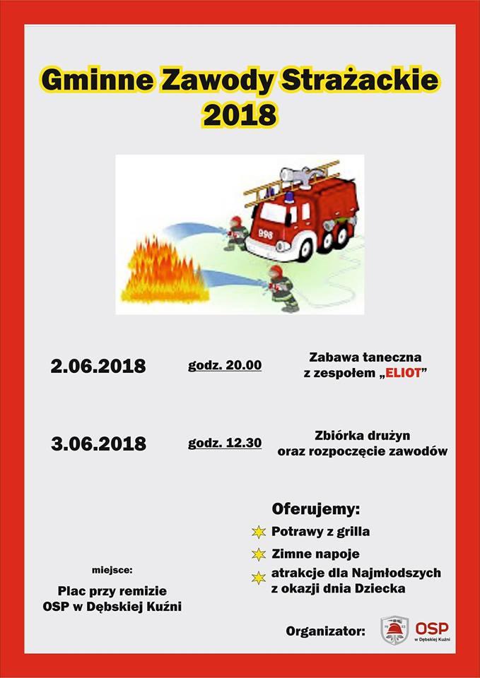 zawody strażackie