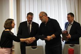 Galeria Sołtysi - podsumowanie kadencji 2014-2018