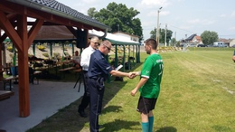 Galeria turniej piłkarski policjantów
