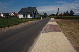 Galeria Zakończenie przebudowy ulicy Polnej w Chrząstowicach