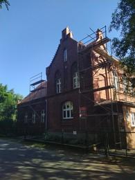 Galeria dach w Dębskiej Kuźni