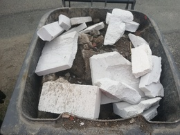 Galeria odpady poremontowe