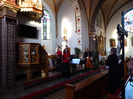 Galeria Haydn w Chrząstowicach