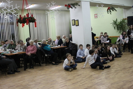 Galeria wieczór adwentowy dla seniorów